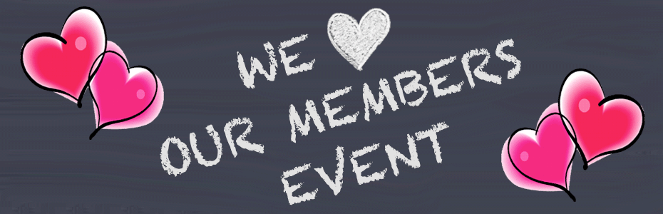We LOVE Our Members – 2019-2020 Season Announcement