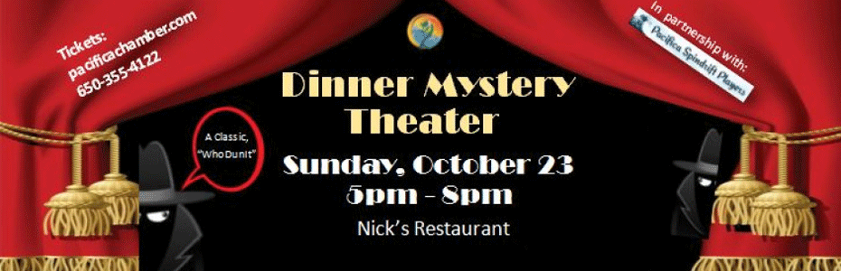 Dinner Mystery Theater Fundraiser