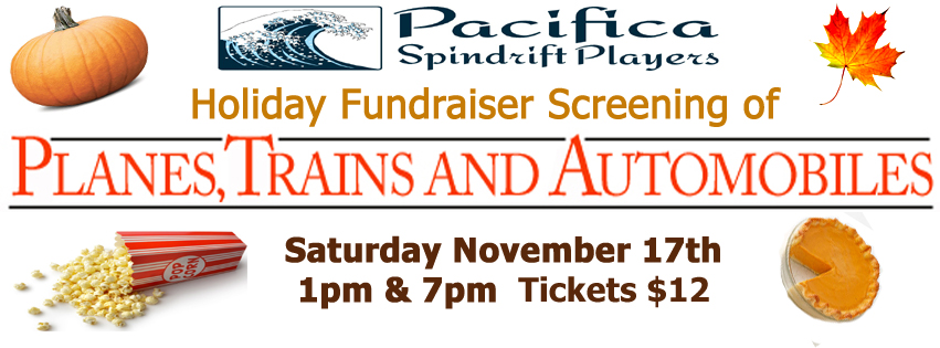 "Thanksgiving Screening of ""Planes, Trains, and Automobiles"""