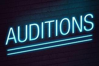 Virtual Auditions: PSP Staged Reading Series