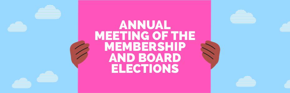 2021 Board of Directors Online Voting