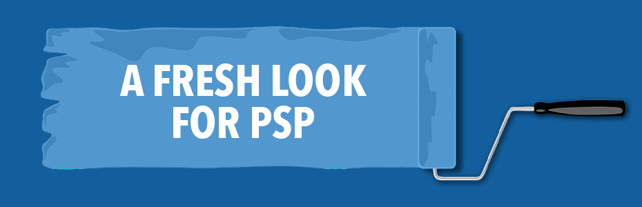 A Fresh Look for PSP